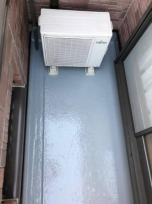 さいたま市大宮区 ベランダ 防水工事
