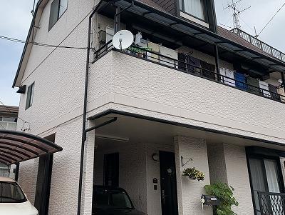 川口市 リフォーム 外壁塗装