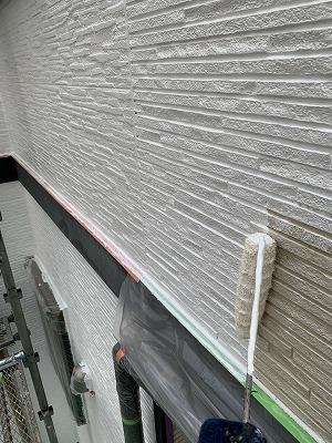 さいたま市大宮区 下塗り ロックSBフィラー