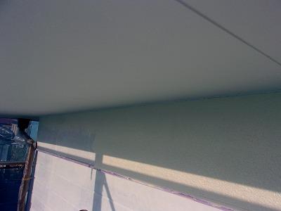 さいたま市見沼区 外壁 軒天 塗装