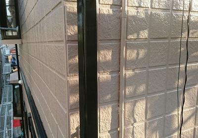 さいたま市中央区 樋 付帯塗装
