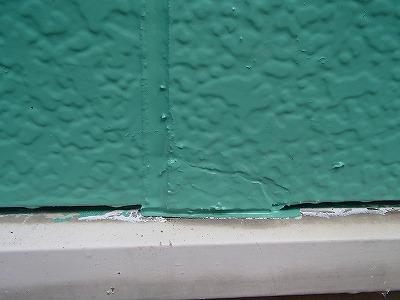 川口外壁ひび補修