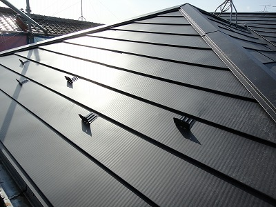 埼玉県さいたま市桜区 屋根塗装