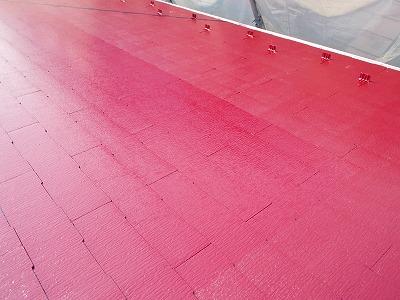 さいたま市緑区 屋根塗装 シャネツグロスJY