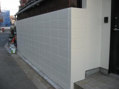 さいたま市 外塀