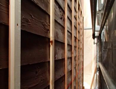 所沢市 外壁カバー工法