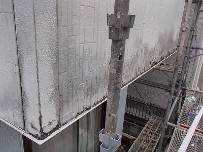 さいたま市緑区 サイディング張替 タスペーサー設置