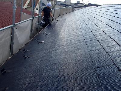 さいたま市浦和区 屋根塗装