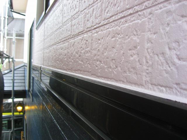 シーリング補修と外壁塗装