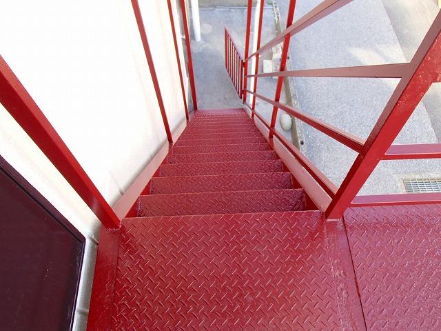 塗り替え 階段
