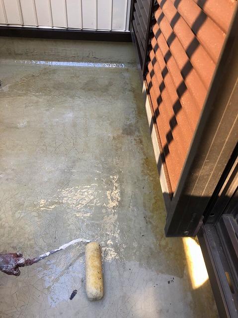 さいたま市 ベランダ 防水工事