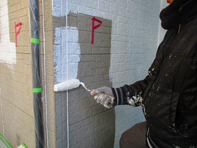 春日部市 外壁塗装