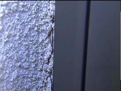 さいたま市南区 外壁塗装 サッシ周り