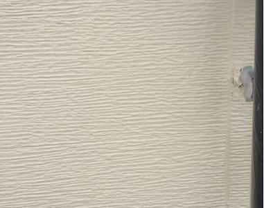 外壁施工完了