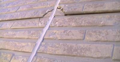 外壁に亀裂 リフォーム