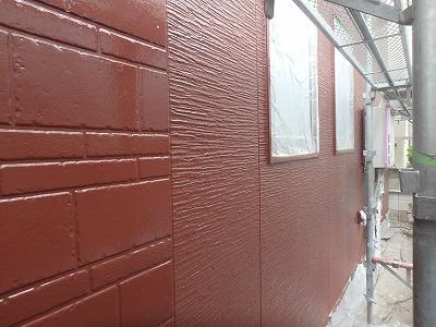 外壁 上塗り ハイーパーユメロック