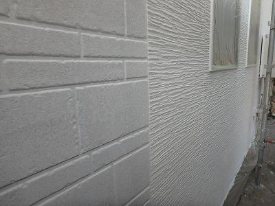 外壁 下塗り リフォーム 川口市