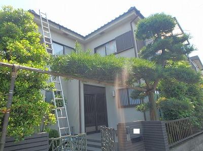 川口市 埼玉 外壁塗装