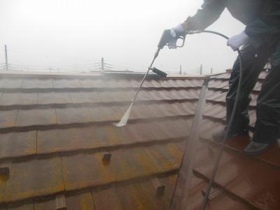 さいたま市北区 外壁塗装 屋根塗装 高圧洗浄