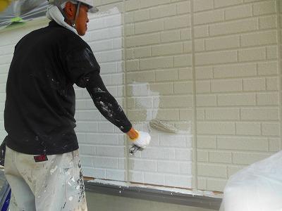 さいたま市北区 外壁塗装 屋根塗装 EC5000-PCM