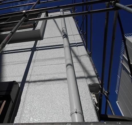 さいたま市見沼区 雨樋塗装