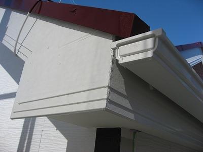 さいたま市西区 樋 付帯塗装