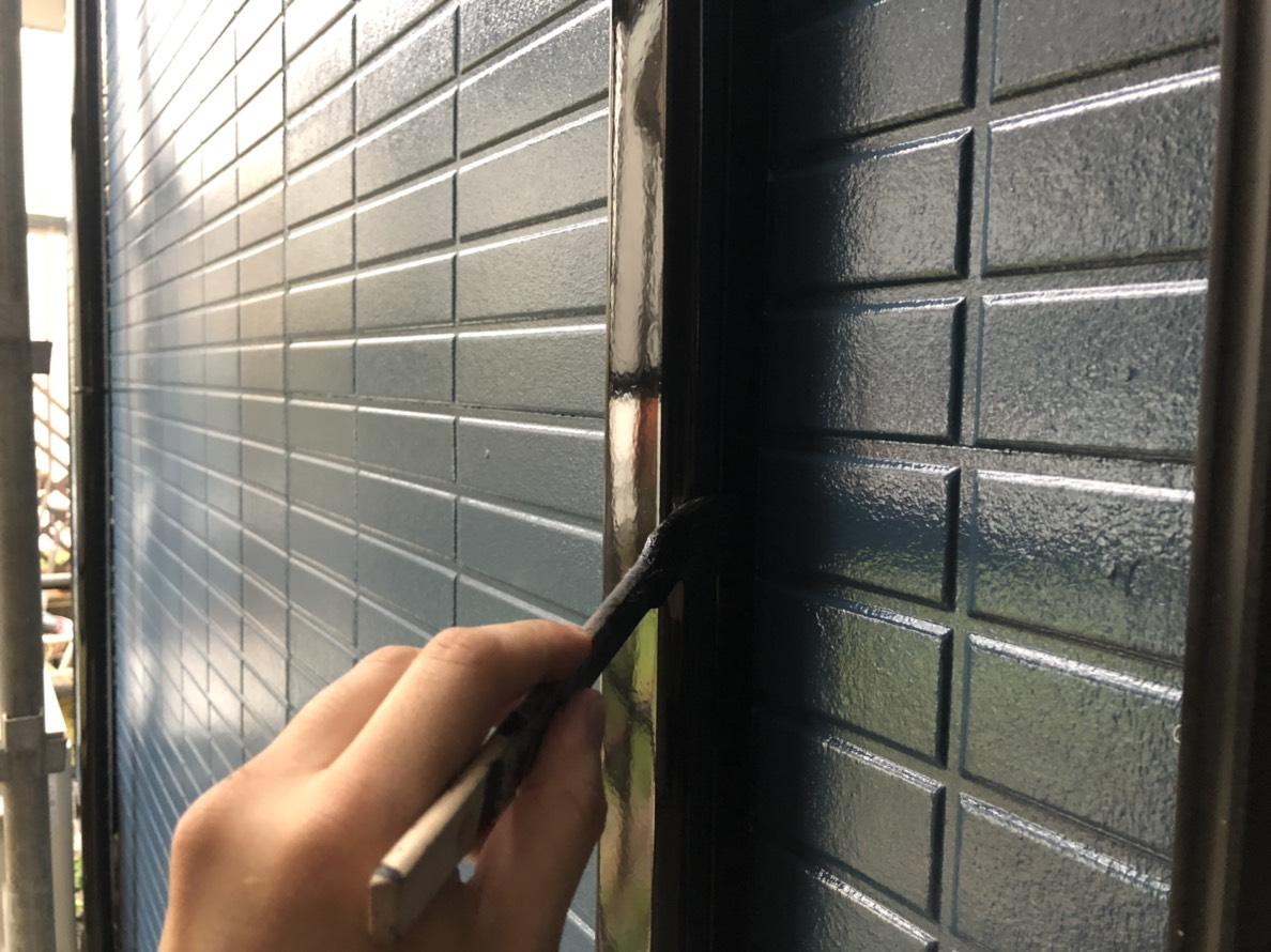 さいたま市見沼区 付帯塗装 雨樋塗装