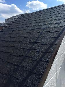 さいたま市南区 屋根塗装後