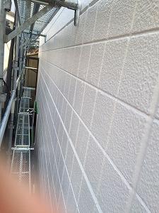 さいたま市南区 外壁塗装後
