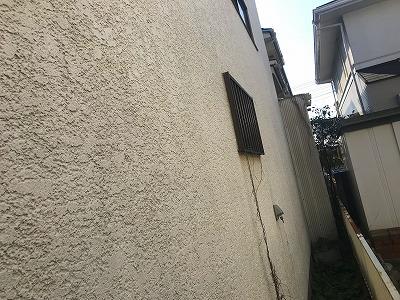 埼玉県越谷市にて一軒家の点検作業