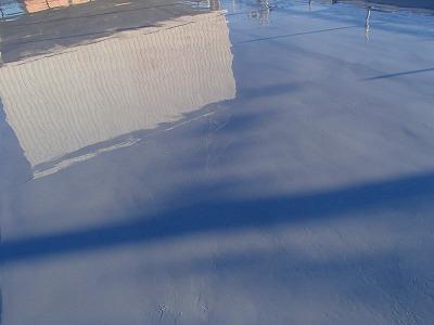 屋上防水不良