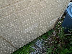 破損 修復 外壁