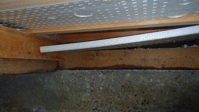 浦和区 床下断熱材