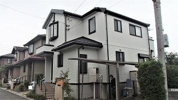 上尾市でHPをご覧になって【瓦修理】と屋根塗装と外壁塗装