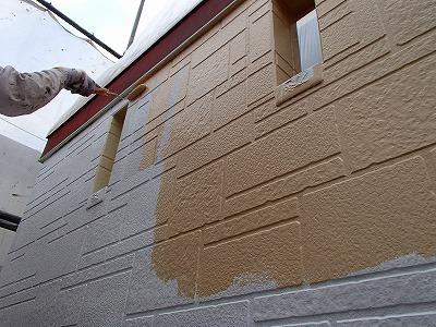 上尾市外壁塗装
