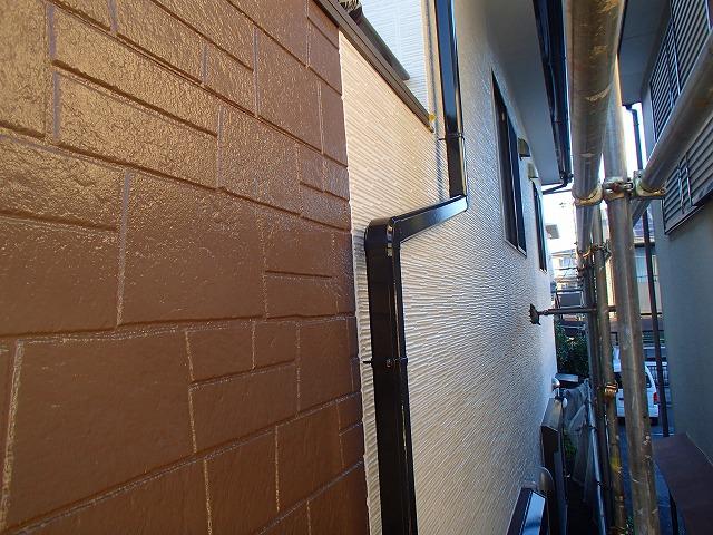 ツートーン外壁塗装