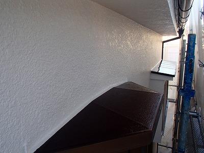 鶴ヶ島市 外壁 上塗り