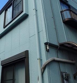 さいたま市見沼区 雨樋塗装前