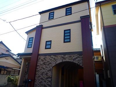 さいたま市浦和区外壁塗装と屋根塗装