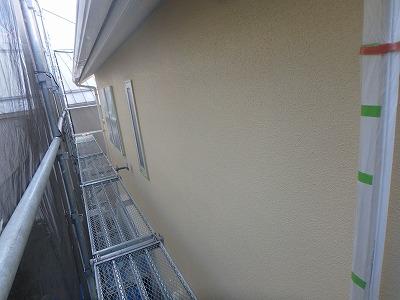 外壁塗装モルタル大宮区完了