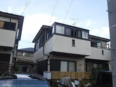 さいたま市岩槻区 アステック 屋根塗装 外壁塗装