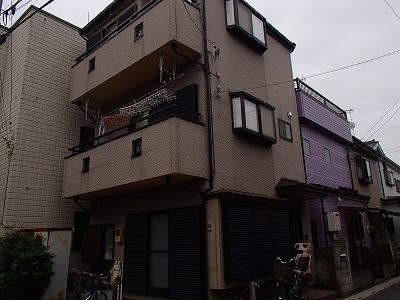 富士見市 外壁