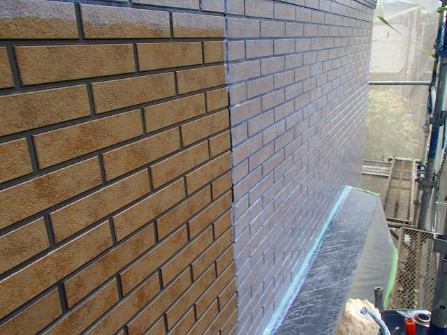 さいたま市 外壁 下塗り
