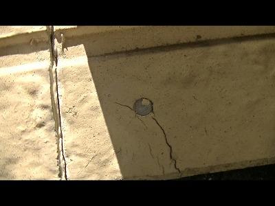 さいたま市緑区 外壁塗装 ヒビ
