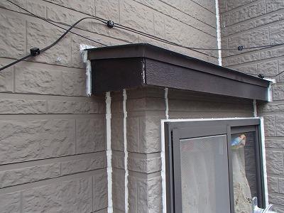 塗り前 外壁 シーリング補修